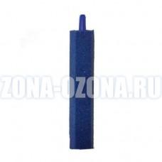 Распылитель воздуха для аквариума, озонатора, синий, 100*10*10 мм