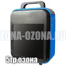 Промышленный озонатор воздуха, 5 гр/час. Купить недорого, с доставкой по Москве, и в любой город России.