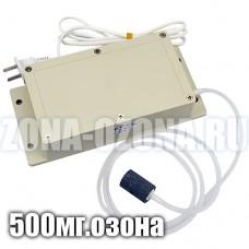 Бытовой генератор озона 500 мг/час, для очистки, дезинфекции воды. Купить недорого, с доставкой по Москве и России.