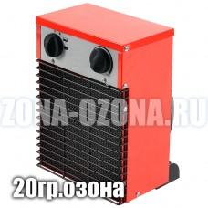Недорогой, промышленный озонатор воздуха, 20 гр/час. Купить недорого, с доставкой по Москве, России.