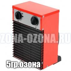 Недорогой, промышленный озонатор воздуха, 5 гр. Купить недорого, с доставкой по Москве, России.