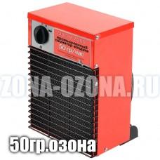 Недорогой, промышленный озонатор воздуха, 50 гр/час. Купить недорого, с доставкой по Москве, России.