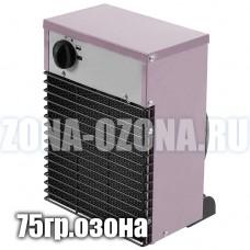 Промышленная озоновая пушка, 75 гр/час. Купить недорого, с доставкой по Москве, и в любой город России.