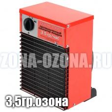 Недорогой, промышленный озонатор воздуха, 3,5 гр/час. Купить недорого, с доставкой по Москве, России.