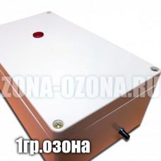 Промышленный озонатор воды, от 0 до 1 гр/час, с регулировкой озона. Купить недорого, с доставкой по Москве и России.
