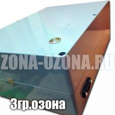 Промышленный озонатор воды, с регулировкой озона от 0 до 3 гр/час. Купить недорого, с доставкой по Москве и России.