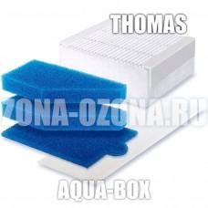 Комплект фильтров для пылесосов THOMAS XT/XS (AQUA-BOX). Купить недорого, с доставкой по Москве и России.
