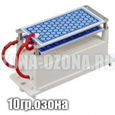 Купить недорого, разрядник, сменные пластины, озонирующий элемент, 10 гр/час на 1 м³, для промышленного озонатора воздуха.