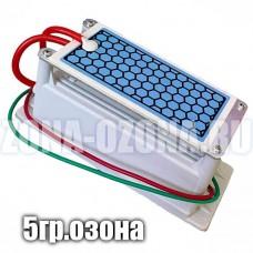 Купить недорого, разрядник, сменные пластины, озонирующий элемент, 5 грамм, для промышленного озонатора воздуха.
