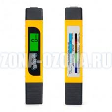 Многофункциональный TDS/EC/TEMP-метр в кожаном футляре. Купить недорого, с доставкой по Москве.