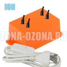 Бытовой ионизатор воздуха для дома, квартиры, офиса IONE-4.0-ORANGE. Купить недорого с доставкой по Москве.