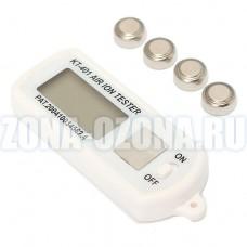 Измеритель (тестер) отрицательных аэроионов