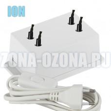 Бытовой ионизатор воздуха для дома, квартиры, офиса IONE-4.0-WHITE