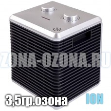 2 в 1, ионизатор + озонатор воздуха, 3,5 гр. Купить недорого с доставкой по Москве.