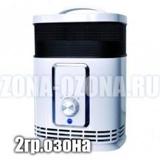 Двухрежимный генератор озона, 2 гр/час, для квартиры, дома, офиса. Купить недорого, с доставкой по Москве и России.