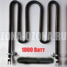 Нагревательный элемент (ТЭН), мощность 1000 Ватт.