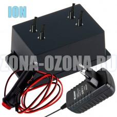 Универсальный ионизатор воздуха для квартиры и авто UNIONE-4.0-BLACK