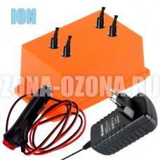 Универсальный ионизатор воздуха для квартиры и авто UNIONE-4.0-ORANGE