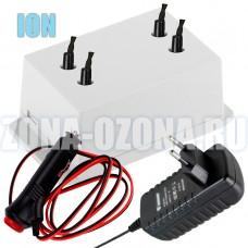 Универсальный ионизатор воздуха для квартиры и авто UNIONE-4.0-WHITE